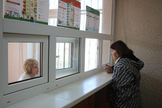 В городе Красноперекопске открыли отделение ГУП Республики Крым «Крымский республиканский единый информационно-расчетный центр»