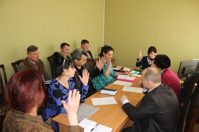Состоялось заседание Комиссии муниципального образования городской округ Красноперекопск Республики Крым по восстановлению прав реабилитированных жертв политических репрессий