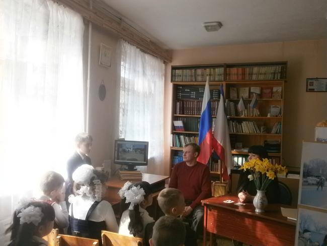 Депутаты Красноперекопского городского совета встретились с юными жителями города