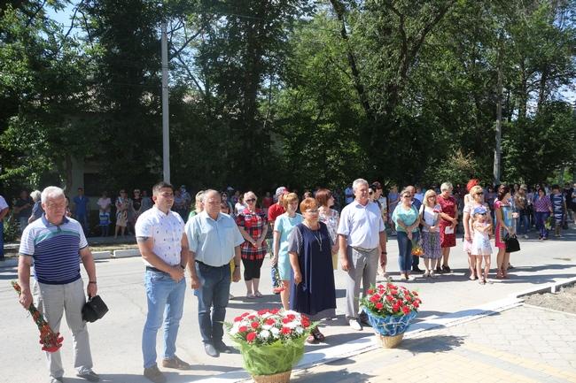 Город Красноперекопск провел мероприятия, посвященные Дню памяти и скорби - дню начала Великой Отечественной войны