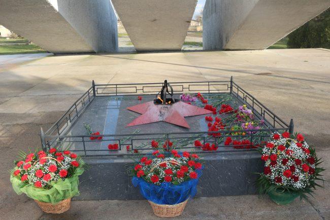 Красноперекопск отметил День Героев Отечества