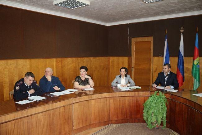 Антинаркотическая комиссия подводит итоги года