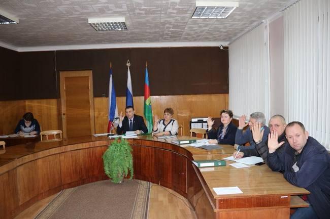 В Красноперекопске прошла 88 внеочередная сессия городского совета