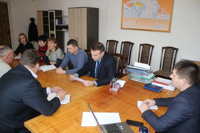 В Красноперекопске прошло заседание рабочей группе по рассмотрению обращения граждан