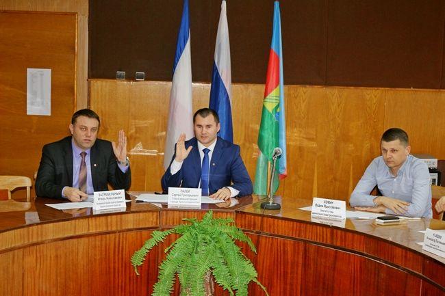 Заседание Трехсторонней комиссии по регулированию социально – трудовых отношений